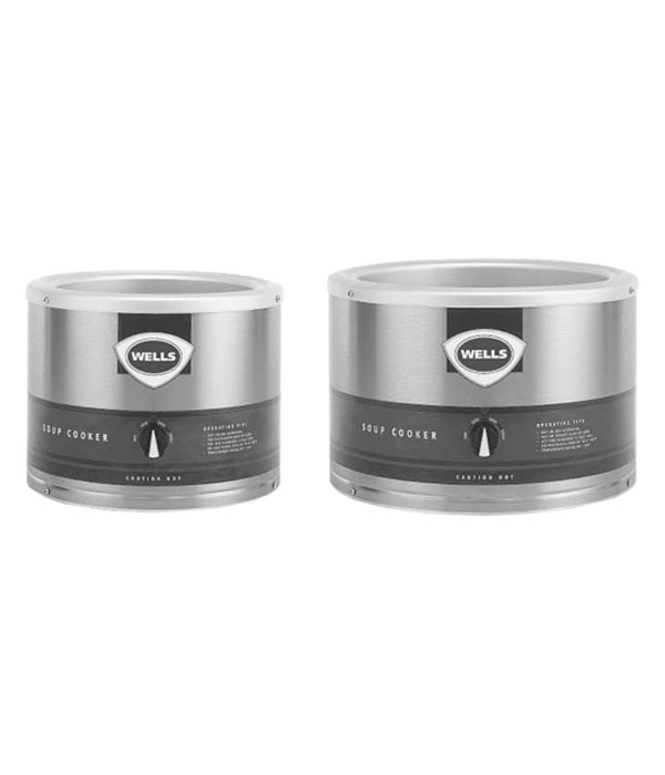 Countertop Soup Cooker / Warmer LLSC-7 and LLSC-11