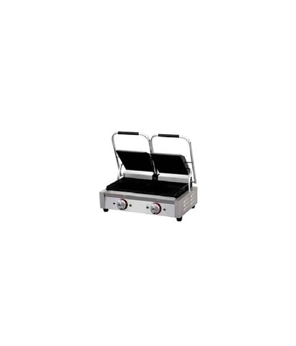 Rise -Fall Style Electric-double Griddle VP – DG -13