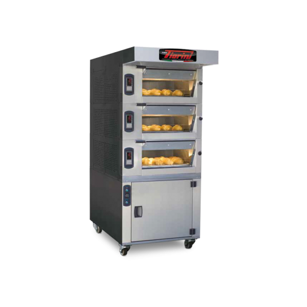 FIORINI Electric Oven 3 DECK (SIMPLY 2T)