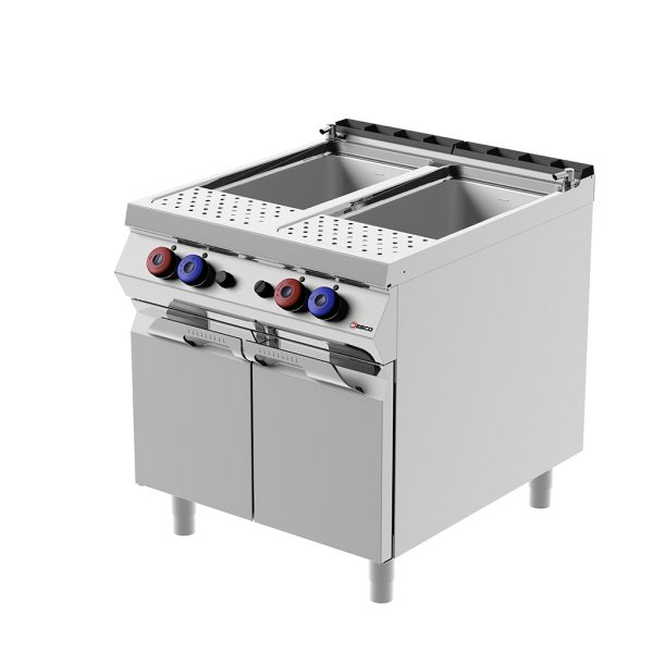 DESCO Double pasta cooker gas - CPG72M0