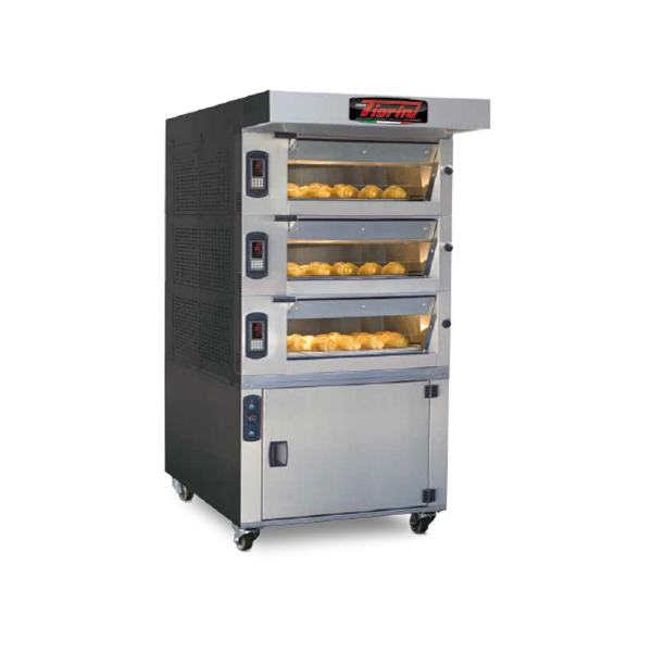 FIORINI Electric Oven 3 DECK  (SIMPLY 4T)