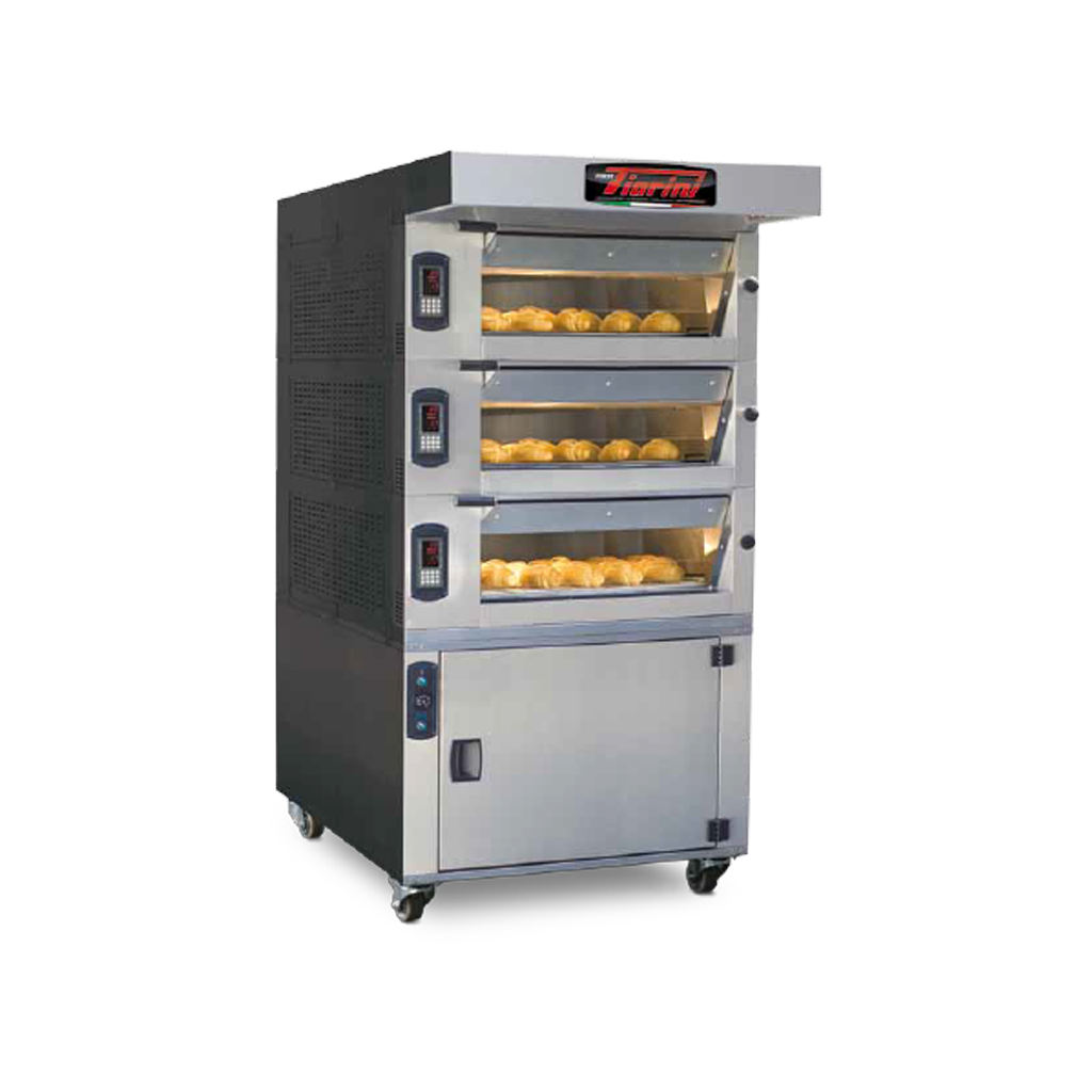 FIORINI Electric Oven 3 DECK (SIMPLY 4T)