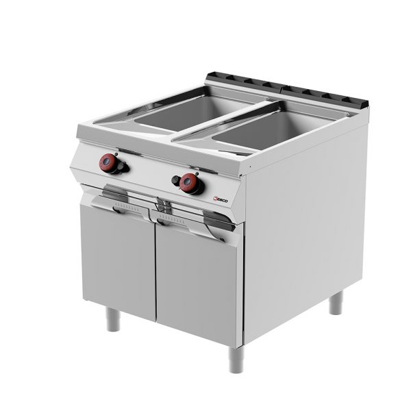 DESCO Double fryer gas - FRG72ME