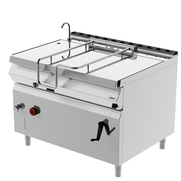 DESCO Tilting pan gas (BRG93MF)