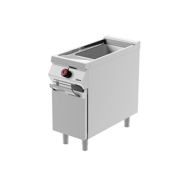 DESCO single fryer gas - FRG71M0
