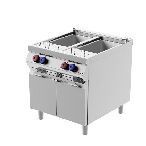 DESCO Double Fryer Electric - FRE72M0