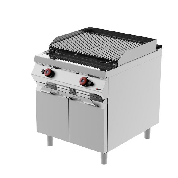 DESCO Charcoal grill gas (GPG72M0)