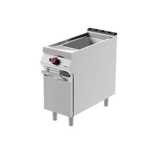 DESCO Single fryer gas (FRG91M0)