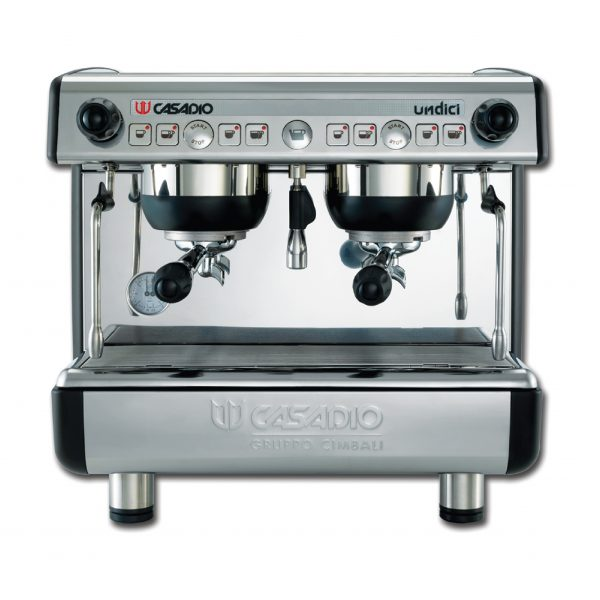 Automatic Coffee machine - with 2 group (S/S)