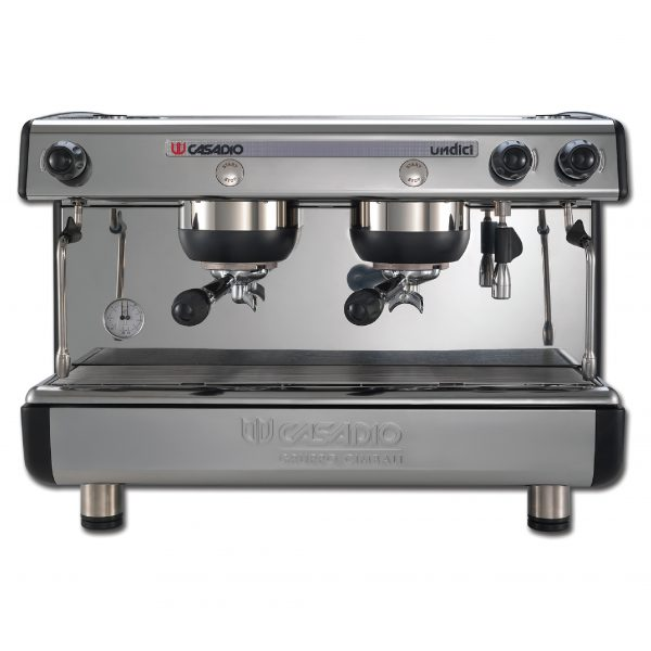 Simi Automatic Coffee machine - with 2 group (S/S)