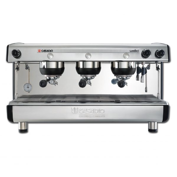 Simi Automatic Coffee machine - with 3 group (S/S)